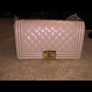100% Authentic Medium Chanel Boy bag. FIRM PRICE!!